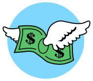 Bildresultat för flygande pengar