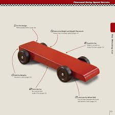 Pinewood Derby Cars Designs Pinewood Derby Speed Secrets Design And Build The Ultimate