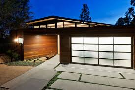 brilliant exterior 18 inspirational examples of modern garage doors frosted glass panels provide privacy and brighten in exterior door r