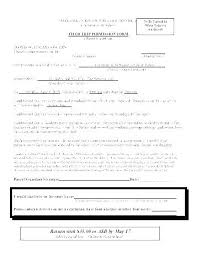 Youth Group Permission Slip Template Movie Free Youth Group