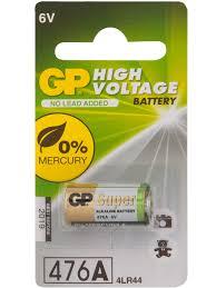 <b>батарейка 4lr44 gp</b> high voltage 6v 476afra 2c1 1 штука | novaya ...