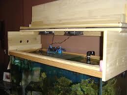how to build an aquarium aquarium canopy beautiful canopy do most of you build the canopy how to build an aquarium