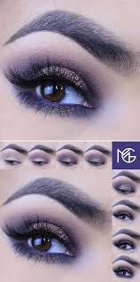 wedding makeup for brown eyes starry night photo tutorial romantic wedding makeup tutorial for