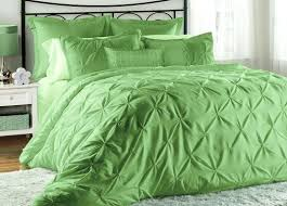green comforter king mint set wonderful sets