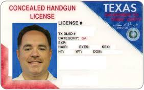 Gun States Carry Concealed Laws Texas