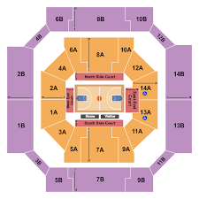 Schottenstein Arena Seating Chart Buy Ohio State Buckeyes Basketball Tickets Seating Charts