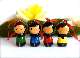 Star Trek Christmas Ornaments Set ...