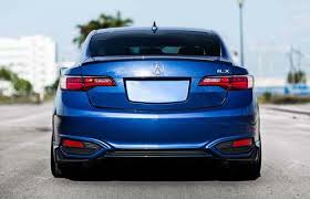 2018 acura ilx coupe. delighful acura acura ilx 2018 coupe concept msrp and performance rear view intended acura ilx coupe