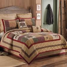 Bear Bedding, Bear Comforters & Quilts, Queen, King, Full, Twin & C & F Big Sky King Quilt Adamdwight.com