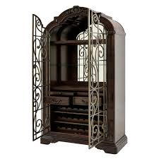 Opulent Bar Cabinet