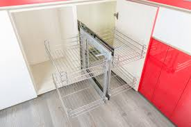 wire baskets kitchen cabinets storage solutions kitchen magic pull out