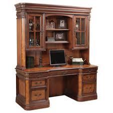 napa 72 credenza and hutch in cherry aspen home napa collection aspenhome home office e2