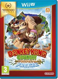 Wii U Spiele Charts Donkey Kong Country Tropical Freeze