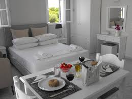 Milos Bedroom Furniture Apartment Milos Bay Suites Adamas Greece Bookingcom