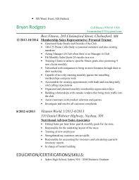 Resume Job Description For Phone Sales Representative | Resume