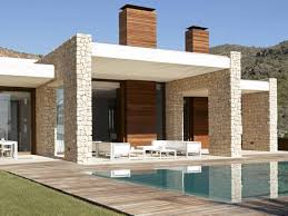 Interior Exterior Ideas For Villa Plans - Interior exterior designs