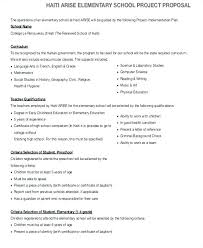 Business Funding Proposal Template Preview This Clean Project Word ...