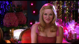 legally blonde red white blonde blu ray review the first time around legally blonde s