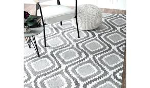 by nuloom grey rug rzbd16a moroccan blythe area kitchen runner rugs handmade modern trellis