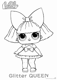Lol Dolls Clipart At Getdrawingscom Free For Personal Use Lol