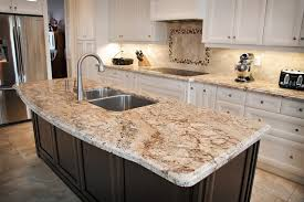 types of stone countertops on countertop options
