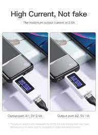 KUULAA <b>Power Bank 10000mAh Portable</b> Charging PowerBank ...