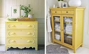 yellow furniture. Yellow Painted Furniture