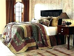 hunter green duvet cover queen forest bedding blue sets brown and