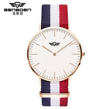 real gold mens watches online shopping the world largest real gold 2016 watches men luxury brand quartz women real leather nylon strap rose gold good quality new sports casual vintage watch