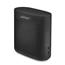 Bose Soundlink Color Bluetooth Speaker Ii Schwarz Amazon De