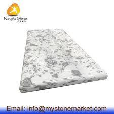 manufactured quartz countertop man made quartz countertop artificial quartz kitchen countertop iced white quartz stone countertop china artificial