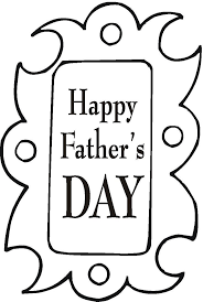 Father S Day Greeting Card Coloring
