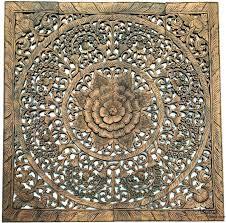 wood carved wall art wooden panels elegant plaque fl home decor white uk