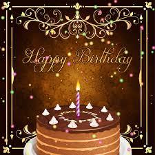 Happy Birthday Animated Gif Ecard Megaport Media