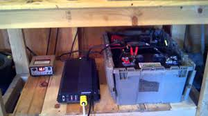 solar power setup for my shed harbor freight solar panels and inverter you