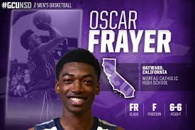 Oscar Frayer Basketball