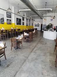 Modern Industrial Style Restaurant Bar