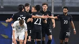 Die deutsche nationalmannschaft trifft bei der em im sommer 2021 in der gruppenphase auf island oder ungarn. Cnjby3s3tzoehm