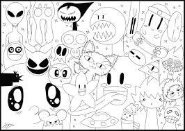 Doodle Art Doodling 17676 Doodle Art Doodling Disegni Da Con