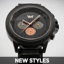 new wooden watch