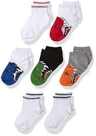 Stride Rite Little Boys Fun Fashion Quarter Cot N Blend