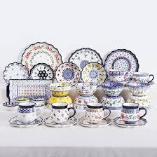<b>Maison</b> Objects Plaka Dinner Home <b>Набор посуды</b> на 4 персоны ...