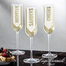 unique champagne flutes. Luigi Bormioli® Write Your Own Flute Unique Champagne Flutes S