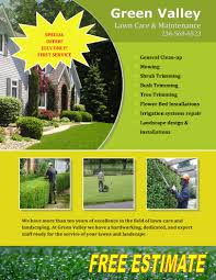 lawn care advertising templates great landscaping advertising ideas free lawn care templates samples