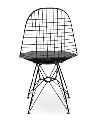 eames office chair original charles eames stol dkr chair steel wire chair