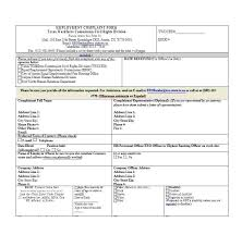 Employee Complaint Form Template Packed With Employee Complaint Form ...