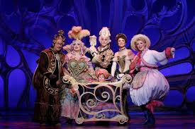 Beauty And The Beast Musical Set Design Beauty The Beast From Screen To Stage Thread By Thread