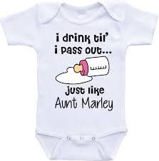 Funny Aunt Shirts For Babies Azərbaycan Dillər Universiteti