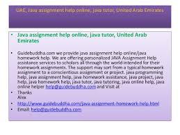 uae java assignment help java tutoring online java tutors online o 7 uae java assignment help online