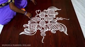 Said Design Muggulu New Rangoli Designs 2018 Black And White Rangoli Designs